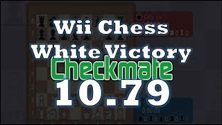 Wii Chess (V, W)- 10.79 (IGT 3) (No Manipulation Used)