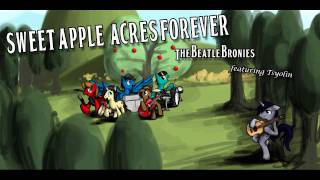 Sweet Apple Acres Forever (Strawberry Fields) featuring Tsyolin