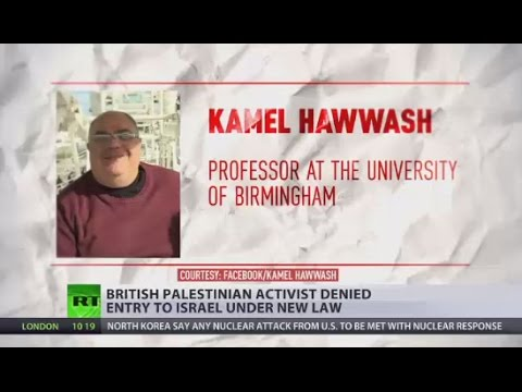 Entry Denied: UK-based professor banned from visiting family in Palestine due to activism