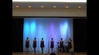 Untuk Indonesia - Anak-anak Korea Utara menyanyikan lagu Rayuan Pulau Kelapa + Versi Korea