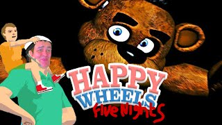 Five Nights At Happy Wheels