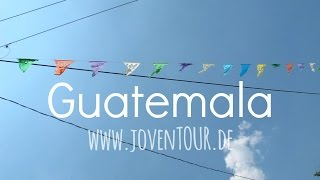 In 21 Tagen durch Guatemala