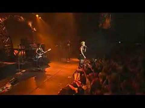 P!nk Live AVO Session 2006 Basel Swiss - Whats Up