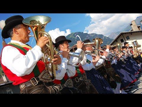 Marschmusikbewertung - Bezirksmusikfest in Sterzing 2013
