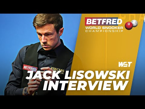 Jack LISOWSKI Defeats Ali Carter In First Round Decider | 2021  World Championship