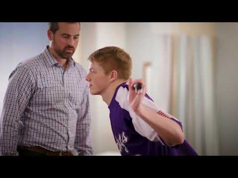Sports Medicine - Chris' Therapy :30