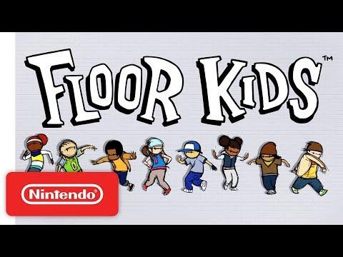 Floor Kids: PAX West Trailer - Nintendo Switch