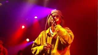 Midnite - Bazra - Live @ Le Cap - Aulnay Sous Bois FR - 01/12/2012