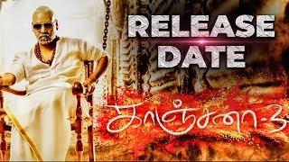 Kanchana 3 Release Date Revealed? Raghava Lawrence | Oviya | Vedhika | Sun Pictures | Muni 4