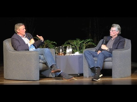 Bookends: John Grisham in Conversation with Stephen King