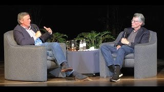 Bookends: John Grisham in Conversation with Stephen King thumbnail
