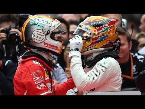 Formula 1 2017 - Season Review (Lewis Hamilton vs Sebastian Vettel)