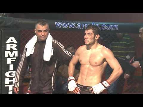 ArmFC 12.MMA.AZAD ZAMANI vs VARDAN ASATRYAN HD