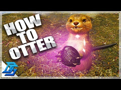 How to Tame Otter, Questions for Q&A  - Ark Survival Evolved -Iso: Crystal Isles - Part 16