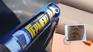 Текет крыша  Ремонт крыши  Стык трубы с крышей(, 2015-08-22T02:19:03.000Z)
