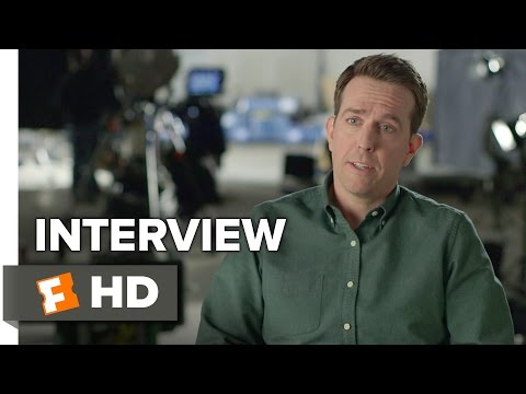 Vacation Interview - Ed Helms (2015) - Comedy HD