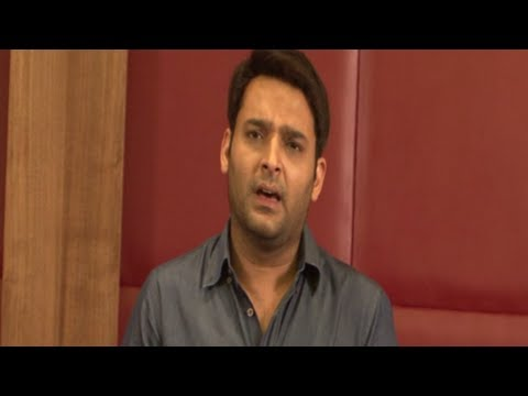 Press Conference By Comedian Kapil Sharma