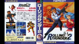 [SEGA Genesis Music] Rolling Thunder 2 - Full Original Soundtrack OST