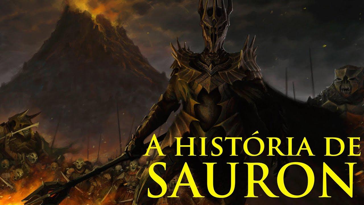 A História da Terra-Média: Sauron