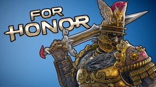 For Honor Funny Dominion Matches With Centurion!