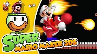 ¡Quemalo Yoshi! | Super Mario Maker 3DS
