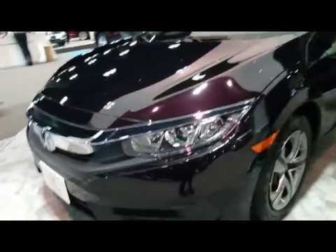 2016 Honda Civic 2.0 LX