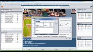 Digital Diamond Baseball Simulation Overview Thoughts and Gameplay