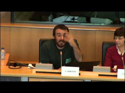 Enric Pons   European Forum on social and solidarity economy 2016