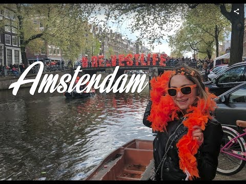 King's Day And More Amsterdam Travel Tips