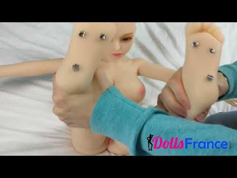 Unboxing: poupée en TPE 100cm piper doll