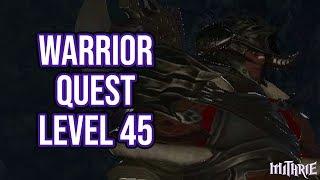 FFXIV 2.1 0199 Warrior Quest Level 45 + Artifact Gear