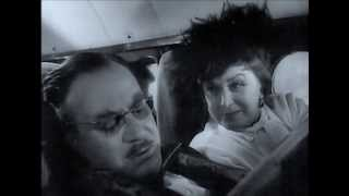 Мария Миронова и Александр Менакер Случай в самолете