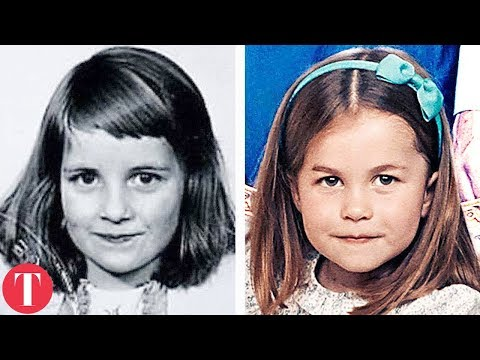 Royal Family Doppelgngers That Will Creep You Out
