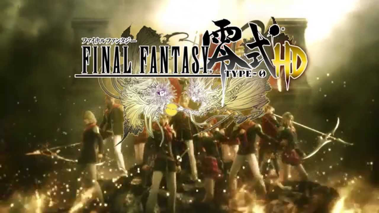 FINAL FANTASY HD TGS2014 Trailer YouTube
