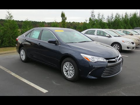 2016 Toyota Camry Le Full Tour Amp Start Up At Massey Toyota