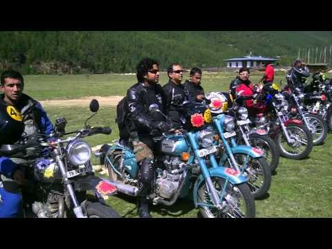 tour of Bhutan 2012 - group photo
