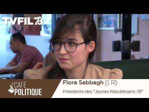 """Le Café Politique n°29 – Flora Sabbagh (LR), Présidente des """"Jeunes Républicains 78"""""""