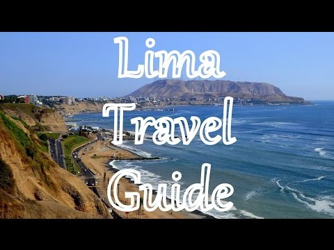 Visit Lima City Guide