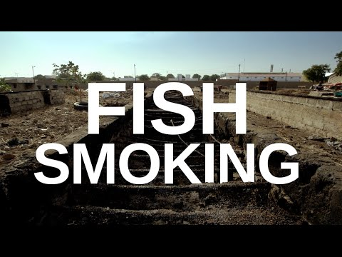 Fish Smoking in Senegal with Chef Sean Brock