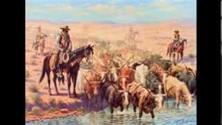 """""""The Old Chisholm Trail"""" performed by Bev Pegg and his Cowboy Band"""