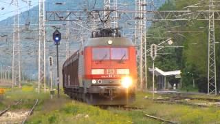 DB Shenker с локомотив 86 019