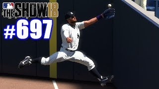 NEVER CAUGHT ONE LIKE THIS BEFORE! | MLB The Show 18 | Road to the Show #697