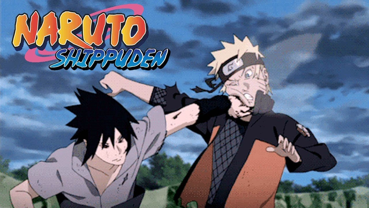 Top 5 Naruto Shippuden FIGHTS - YouTube