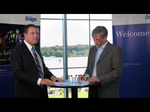Interview with Stefan Dräger, Chairman of the Executive Board at Dräger, about the mining industry