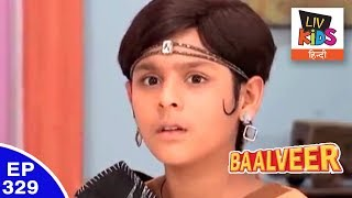 Baal Veer - बालवीर - Episode 329 - Baalveer Is Caught In His Act