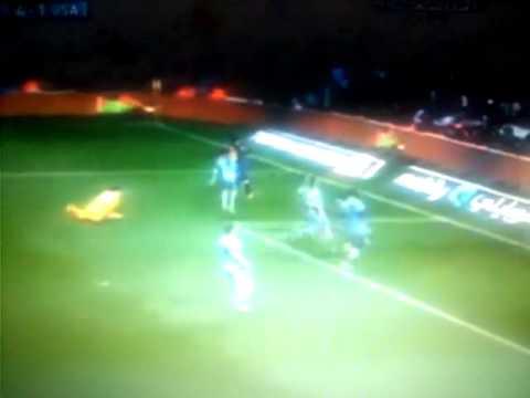 Messi hattrick vs Osasuna (4-1)