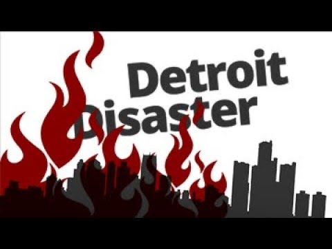 The Vortex — The Detroit Disaster