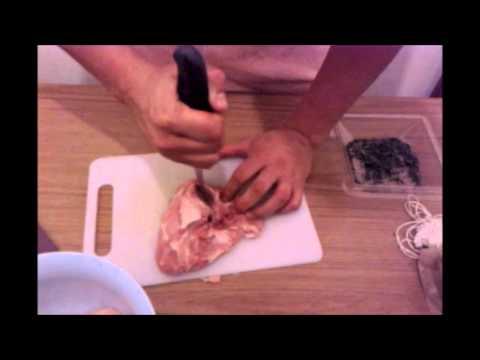 Как вкусно и класно приготовать куриные бедра(scotta dito di pollo)
