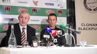Liam Miller signs with Cork City