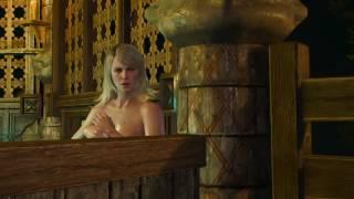 The Witcher 3 keira metz nude bath
